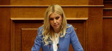 Φ. Αραμπατζή: «Μαύρη σελίδα» για τον Αγροτικό Τομέα η Κυβέρνηση ΣΥΡΙΖΑ-ΑΝΕΛ