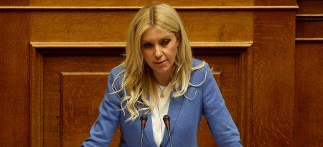 Φ. Αραμπατζή: Ομολογία αποτυχίας η «εικονική πραγματικότητα» που επιχείρησε να παρουσιάσει στους Σερραίους αγρότες η κ. Ολυμπία Τελιγιορίδου
