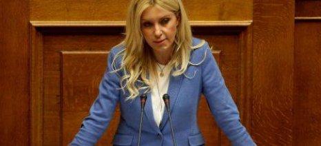 Φ. Αραμπατζή: Σκάνδαλο η παρακράτηση των τελών εκτίμησης των πληγέντων παραγωγών σε οκτώ Κοινότητες των Σερρών