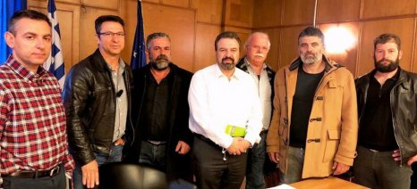Σύσκεψη στο Ηράκλειο για τις αποζημιώσεις των αγροτών της Κρήτης παρουσία Αραχωβίτη