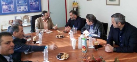 «Άμεσα μέτρα στήριξης των ελαιοπαραραγωγών της Κρήτης» ζήτησε από το Ηράκλειο ο Στ. Αραχωβίτης