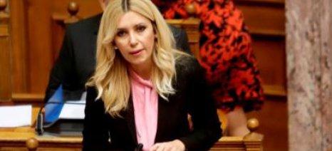 Φ. Αραμπατζή: «Ιστορική ευκαιρία για τον ελληνικό αγροδιατροφικό τομέα το αναπτυξιακό «πακέτο» της ΕΕ»