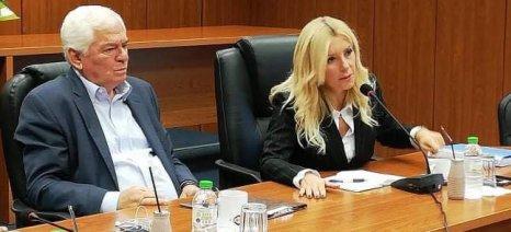 Αραμπατζή και Πρίντζος ζήτησαν εκλογές για την ανάταση του αγροδιατροφικού τομέα