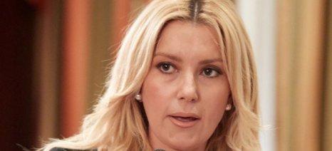 Αραμπατζή: Οι διαπραγματεύσεις για τη νέα ΚΑΠ απαιτούν σοβαρή και στιβαρή κυβέρνηση