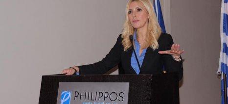 Αραμπατζή από Σέρρες: «Πρέπει να δούμε τις απαιτήσεις της νέας ΚΑΠ ως ευκαιρίες»