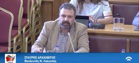 Τη νομοθετική πρόταση του ΣΥΡΙΖΑ για ενίσχυση των πληγέντων κτηνοτρόφων από τον καταρροϊκό έβγαλε από το συρτάρι ο Βορίδης