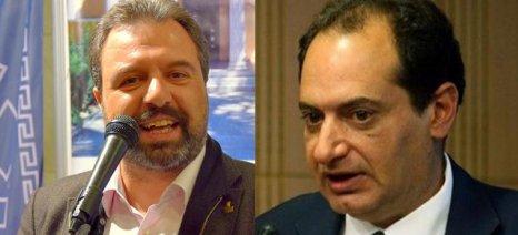 Σπίρτζης και Αραχωβίτης θα μιλήσουν την άλλη εβδομάδα στη Μεσσήνη σε εκδήλωση του ΣΥΡΙΖΑ