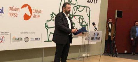 """Στ. Αραχωβίτης: """"Η Συμφωνία των Πρεσπών επιτέλους διασφαλίζει τα ελληνικά προϊόντα"""""""