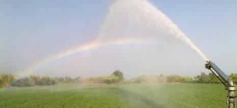 Προχωρά η συμφωνία για επαναχρησιμοποίηση νερού σε άρδευση καλλιεργειών