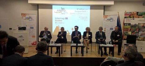 Το μέλλον των ευρωπαϊκών ΠΟΠ/ΠΓΕ προϊόντων συζητήθηκε στο συνέδριο της AREPO