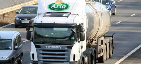 Σταθερή διατηρεί την τιμή παραγωγού στο γάλα η Arla για τον Σεπτέμβριο - Ανησυχία για την ανομβρία