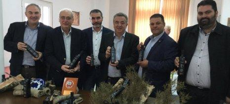 Στ. Αρναουτάκης: Με συνεχή βελτίωση της ποιότητας το κρητικό ελαιόλαδο θα πάρει τη θέση που του αξίζει στην παγκόσμια αγορά