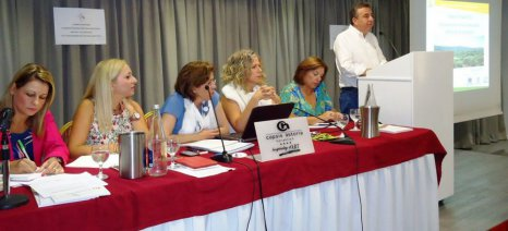 """Με Κασίμη και Αρναουτάκη πραγματοποιήθηκε η τεχνική συνάντηση φορέων της Κρήτης για το Μέτρο 16 """"Συνεργασία"""" του ΠΑΑ"""
