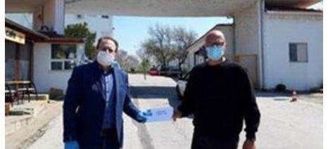 Η Άροσις στηρίζει με αγαθά πρώτης ανάγκης το Νοσοκομείο Καστοριάς