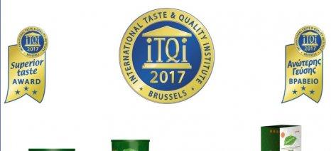 Διεθνής βράβευση για την εταιρεία Isostevia