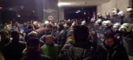 Έληξε αργά χθες το βράδυ η πολιορκία στην Αντιπεριφέρεια Ροδόπης, αποχώρησαν οι αγρότες