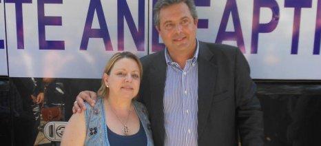 Αθανασοπούλου: Οι αναρτήσεις στο facebook της στέρησαν τη θέση της αντιπροέδρου του ΕΦΕΤ