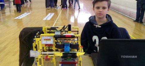 Οι αυτόματοι πωλητές του ΘΕΣγάλα εμπνέουν… ρομπότ Λαρισαίων μαθητών