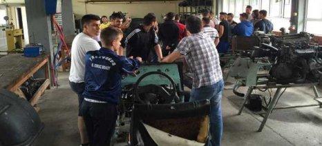 Αγροτικές Επαγγελματικές Σχολές: Ανοίγουν ξανά οι αιτήσεις από 1η Σεπτεμβρίου