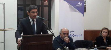 Αυγενάκης: «Ο πρωτογενής τομέας είναι το οξυγόνο της κρητικής οικονομίας»