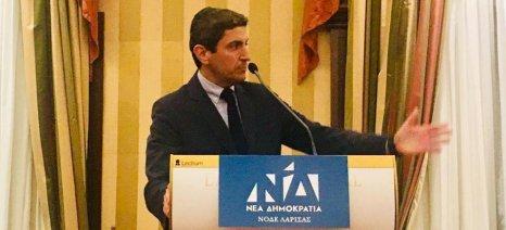 Ερώτηση Αυγενάκη προς τον Αραχωβίτη για την τύχη των ληγμένων γεωργικών φαρμάκων