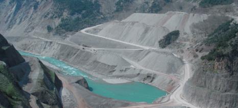 Υπέρ μιας ήπιας εκτροπής του Αχελώου για 250 εκατ. κ.μ. νερού, το υπουργείο Υποδομών