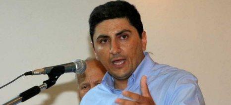 Αυγενάκης: Ο πρωτογενής τομέας αποτελεί μια μικρογραφία της κυβερνητικής αποτυχίας