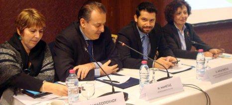 Την εκδήλωση διαβούλευσης για το εθνικό στρατηγικό σχέδιο της νέας ΚΑΠ στην Άρτα παρακολούθησαν 20-25 άτομα