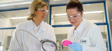 Όλα τα νέα φυτοπροστατευτικά προϊόντα που ετοιμάζεται να κυκλοφορήσει η BASF
