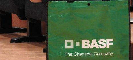 Χρυσός χορηγός ήταν η BASF σε ημερίδα για το «Μάρκετινγκ Οίνου» στη Θεσσαλονίκη