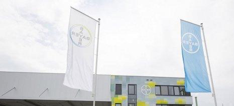 Η εξαγορά της Bayer από την Monsanto έλαβε «πορτοκαλί» φως από την Ε.Ε. - μένει η αξιολόγηση του deal Bayer-BASF