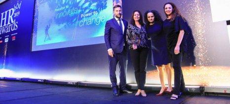 Δύο βραβεία για τη Bayer Ελλάς στα HR Awards