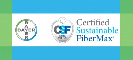 """Πρωτοπόρο app """"CSF"""" για τους καλλιεργητές βαμβακιού Fibermax από τη Bayer"""