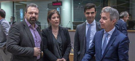 Παρουσιάστηκαν από την Αυστριακή Προεδρία οι εκθέσεις προόδου για την ΚΑΠ - οι ελληνικές τοποθετήσεις
