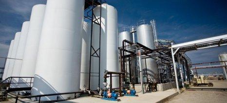 Εκδόθηκε η απόφαση για την κατανομή 132.000 χιλιολίτρων αυτούσιου βιοντίζελ το 2017