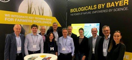 """Biologicals by Bayer"", πρωτοποριακές λύσεις βιολογικής προστασίας των καλλιεργειών"