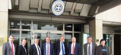 Επαφές στις Βρυξέλλες για την ενίσχυση του μπασμά της Θράκης
