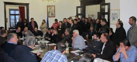 Μεϊκόπουλος: Θα έρθουν μέσα στη βδομάδα βελτιωτικές τροπολογίες για τους δασικούς χάρτες