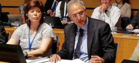 Στο Άτυπο Συμβούλιο θα μεταφέρει ξανά ο Κύπριος υπουργός Γεωργίας το πρόβλημα της Κύπρου με την ξηρασία