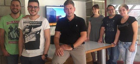 Ελληνική επανάσταση στον τομέα της αποθήκευσης αγροτικών προϊόντων από μια ομάδα νέων επιχειρηματιών