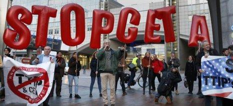 Διχασμένο το Βέλγιο - Η Βαλονία είναι αποφασισμένη να μπλοκάρει τη συμφωνία με τον Καναδά
