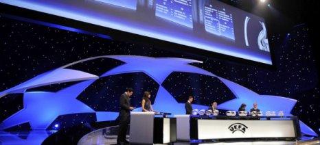 Οι πιθανοί αντίπαλοι του Ολυμπιακού στο Champions League