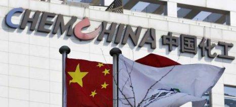 Υπογράφεται στις 18 Μαΐου η συμφωνία εξαγοράς της Syngenta από την Chemchina
