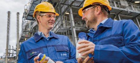 Η BASF ιδρυτικό μέλος της παγκόσμιας Συμμαχίας για την εξάλειψη της ρύπανσης από πλαστικά