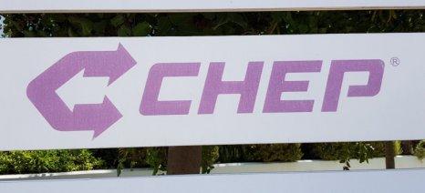 Τις παλέτες CHEP χρησιμοποιούν οι εταιρείες ΚΟΡΕ και Νερά Κρήτης