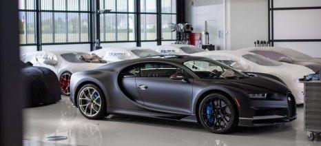 Συνολικά 200 Bugatti Chiron έχουν περάσει τη γραμμή παραγωγής