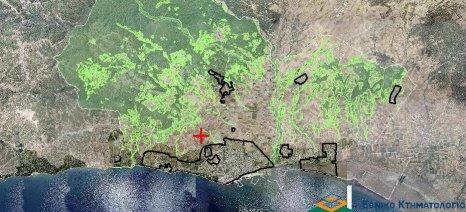 Ανάρτηση δασικού χάρτη Αλεξανδρούπολης και πρόσκληση υποβολής αντιρρήσεων