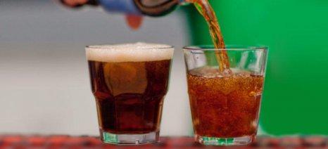 Πρωτοβουλία για μείωση 10% της ζάχαρης έως το 2020 από τις βιομηχανίες αναψυκτικών