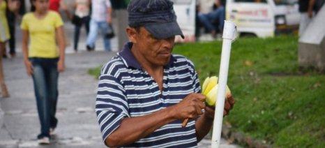 Οι Κολομβιανοί εξαγωγείς φρούτων θεωρούν την Ε.Ε. μεγάλη αγορά-στόχο