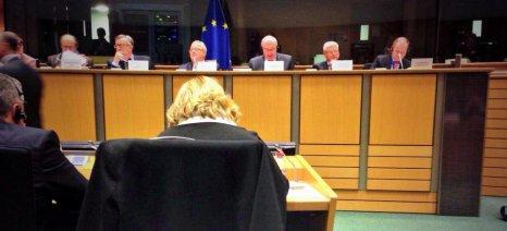 Για τον ανταγωνισμό στον αγροτικό τομέα συζητούν απόψε Κομισιόν και ευρωβουλευτές